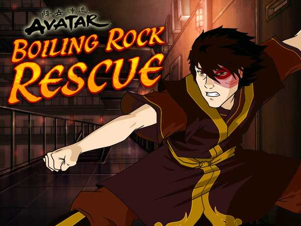 Avatar: Boiling Rock Rescue