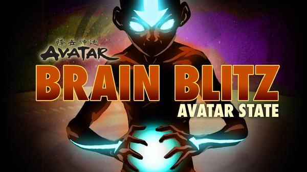 Nicktoons Avatar State Brain Blitz Featured Image
