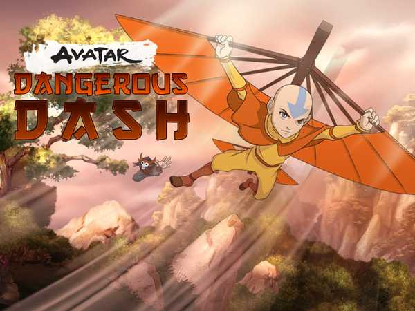 Avatar: Dangerous Dash