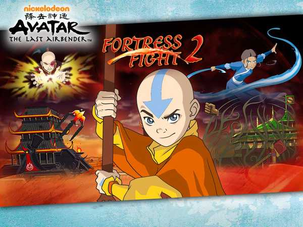 Avatar: Fortress Fight 2