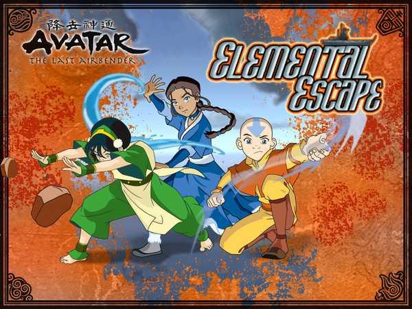 Avatar: Elemental Escape