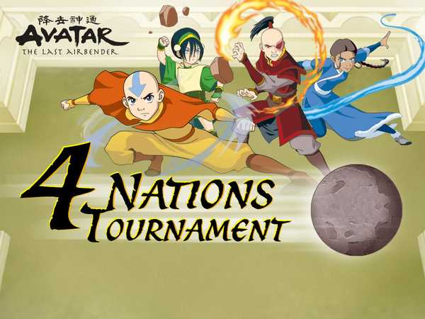Avatar: Four Nations Tournament