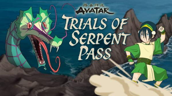 Trials of Serpent's Pass Featured Image