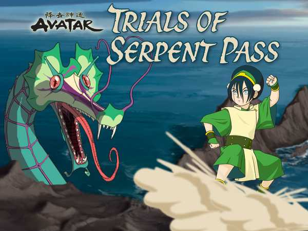 Avatar: Trials of Serpent's Pass