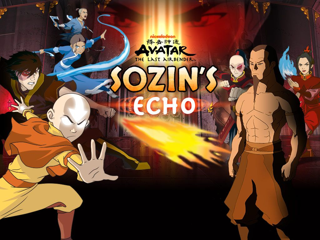 Avatar - The Last Airbender: Into the Inferno FULL GAME ...