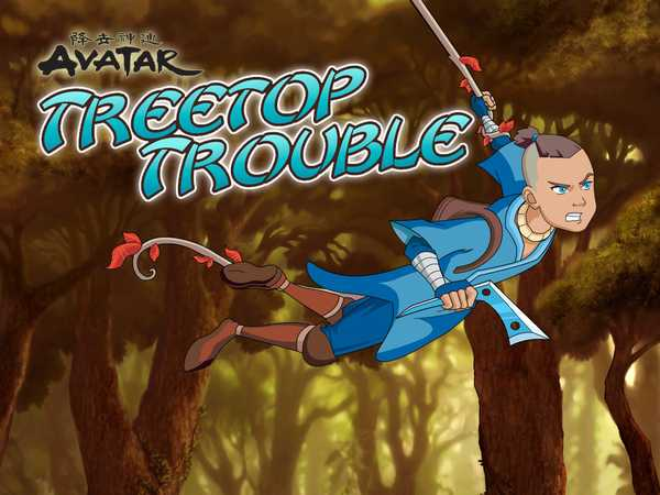 Avatar: Treetop Trouble