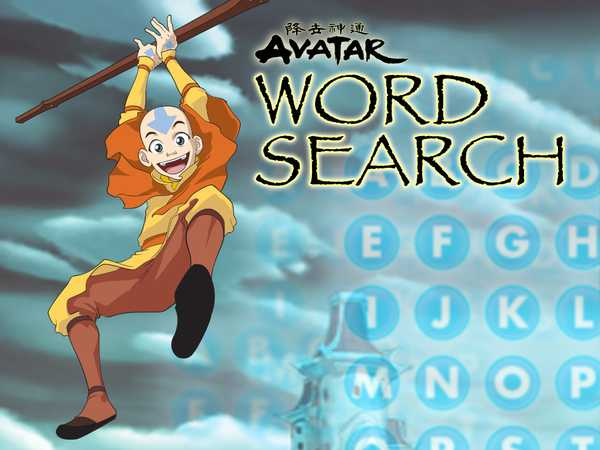 Avatar: Word Search
