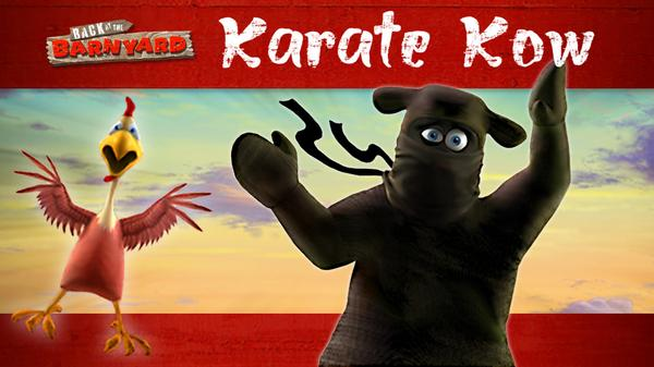 Karate Kow Featured Image