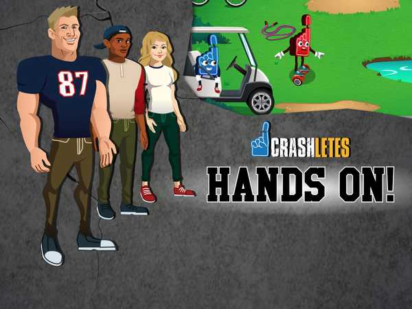 Crashletes: Hands On