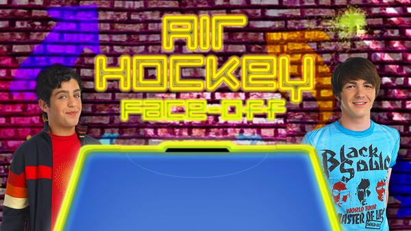 Air Hockey Face Off Featured Image