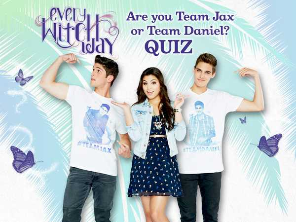 Every Witch Way: Are You Team Jax or Team Daniel?