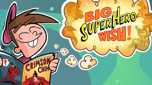 Big Superhero Wish Game Featured Image