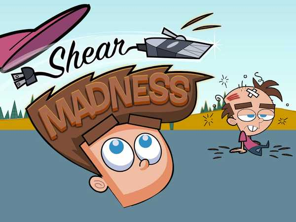 The Fairly OddParents Shear Madness