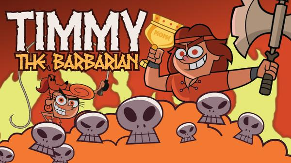 Timmy the Barbarian Featured Image