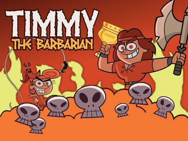 The Fairly OddParents: Timmy the Barbarian