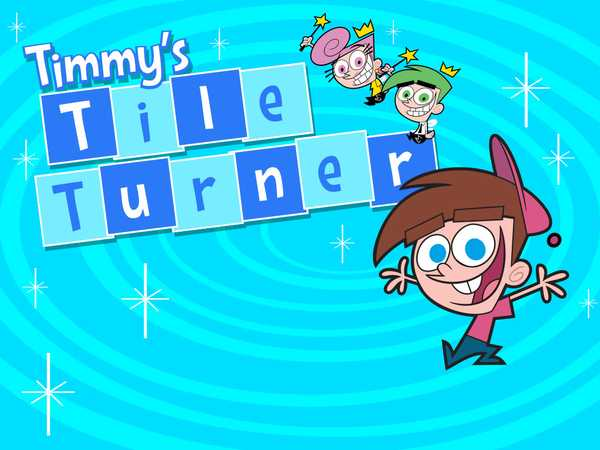 The Fairly OddParents: Timmy's Tile Turner