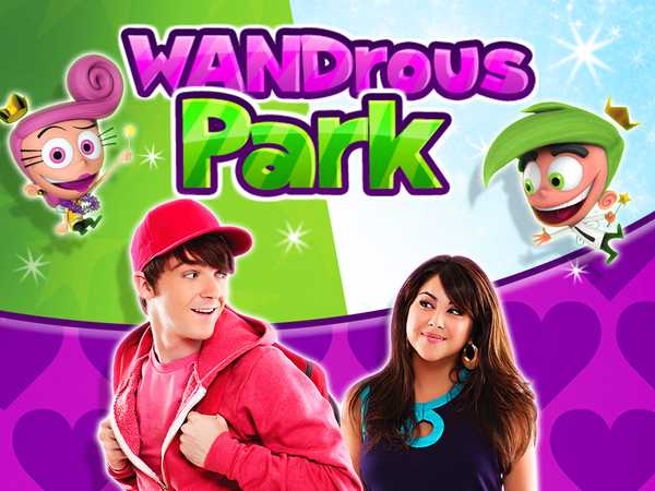 The Fairly OddParents: WANDrous Park