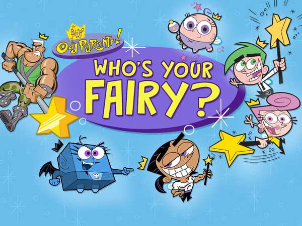 The Fairly OddParents: Who's Your Fairy?