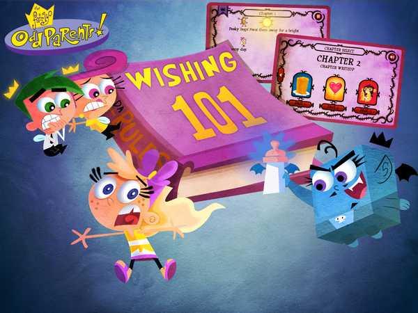 Fairly OddParents: Wishing 101