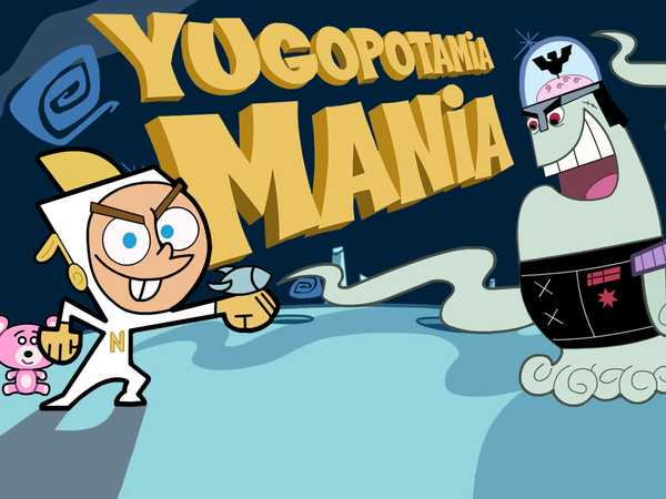 The Fairly OddParents: Yugopotamia Mania