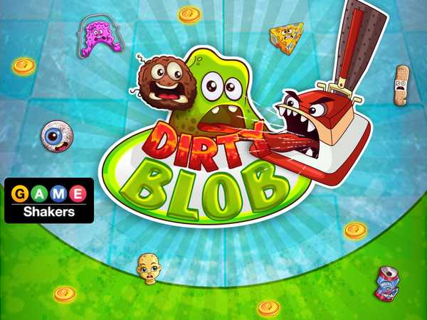 Type 4: Game Shakers Dirty Blob PROPERTY PAGE
