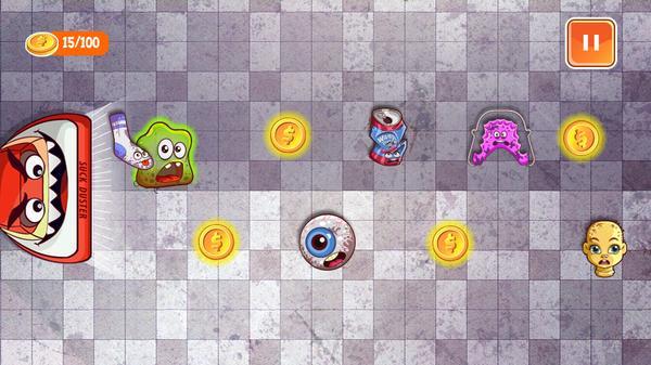 Dirty Blob Screenshot Picture