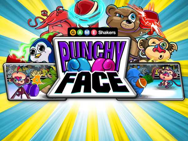Game Shakers: Punchy Face