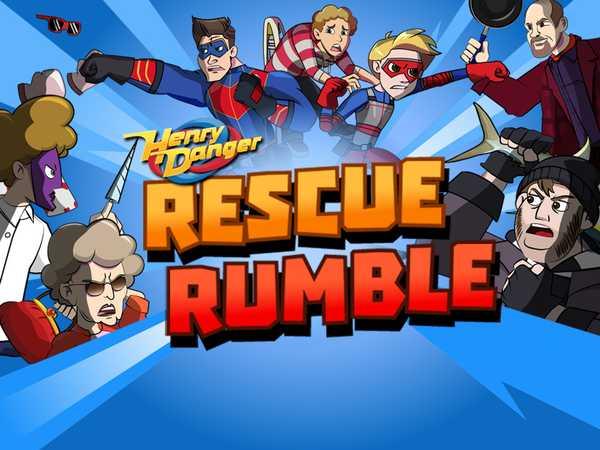 Henry Danger: Rescue Rumble