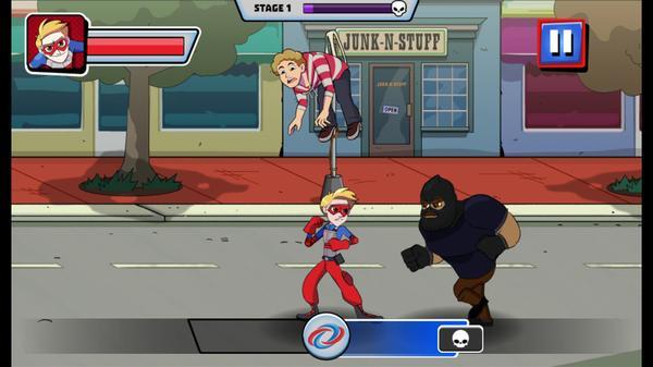 Rescue Rumble Screenshot Picture