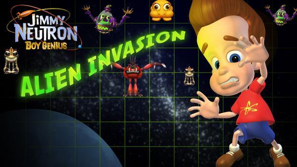 Alien Invasion! Featured Image