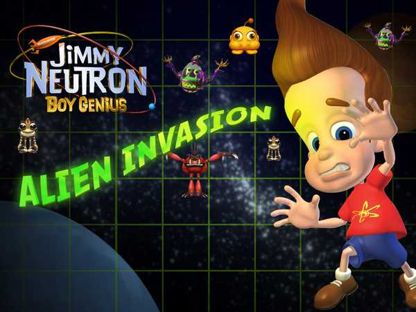 Jimmy Neutron: Alien Invasion!