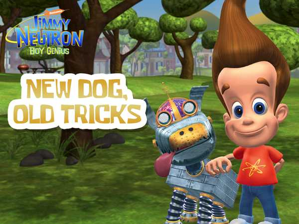 Jimmy Neutron: New Dog, Old Tricks
