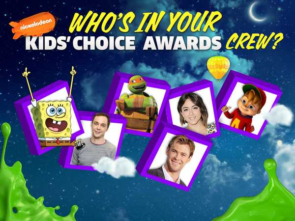 Kids Choice Awards 2016: Who's In Your Crew?