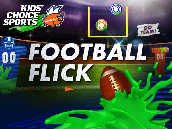 Kids Choice Sports 2015: Football Flick
