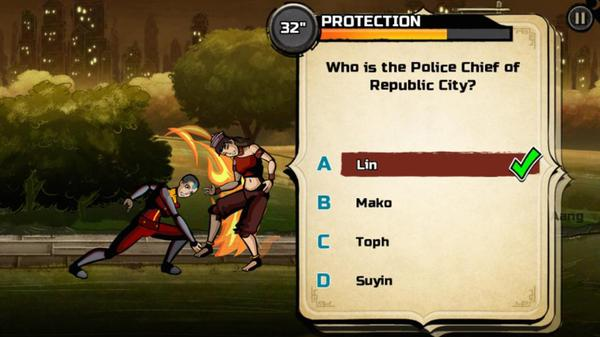 Epic Trivia Quest Screenshot Picture