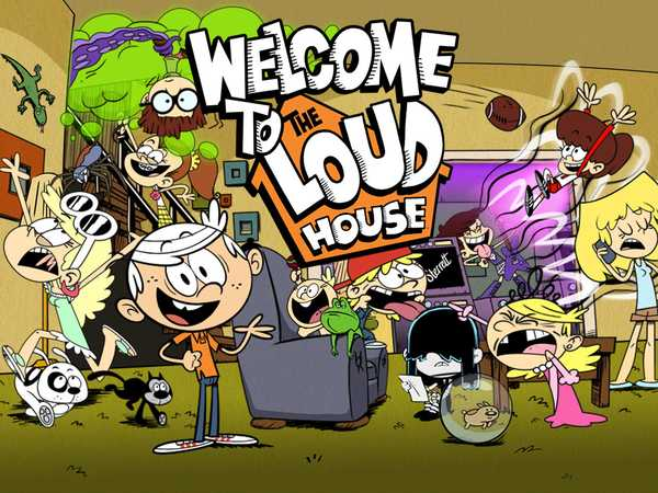 The Loud House Play Free Games Online Nick Com