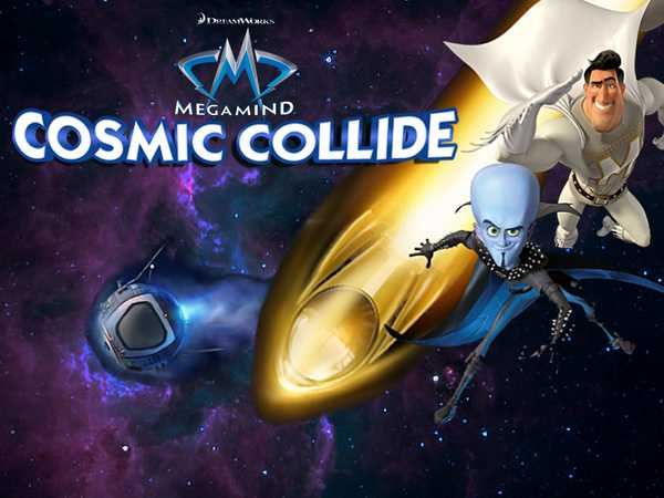MegaMind: Cosmic Collide (AD)