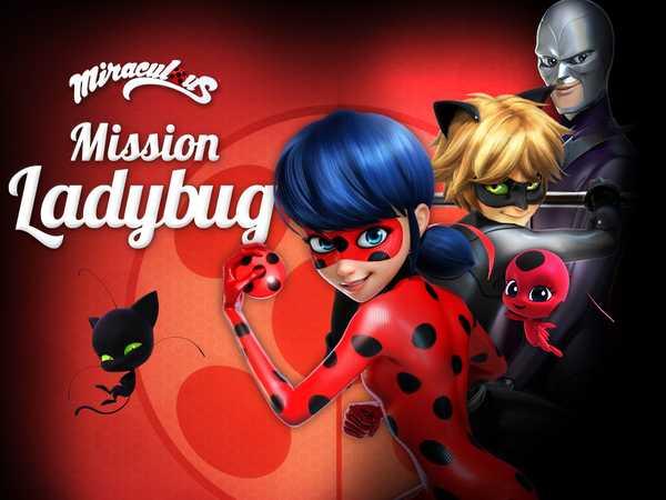 Help Ladybug Save Paris!