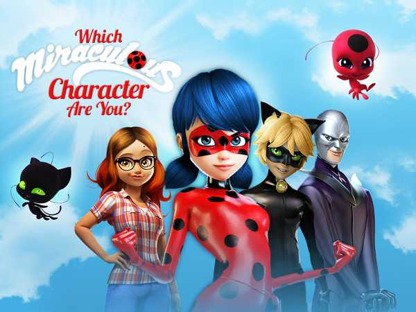Miraculous: Which Miraculous Character Are You