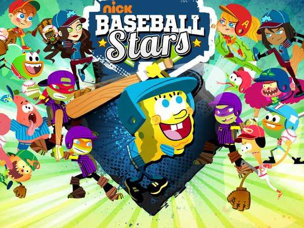 Nickelodeon Baseball Stars