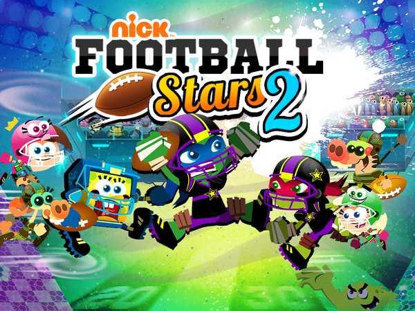 Nickelodeon Football Stars 2