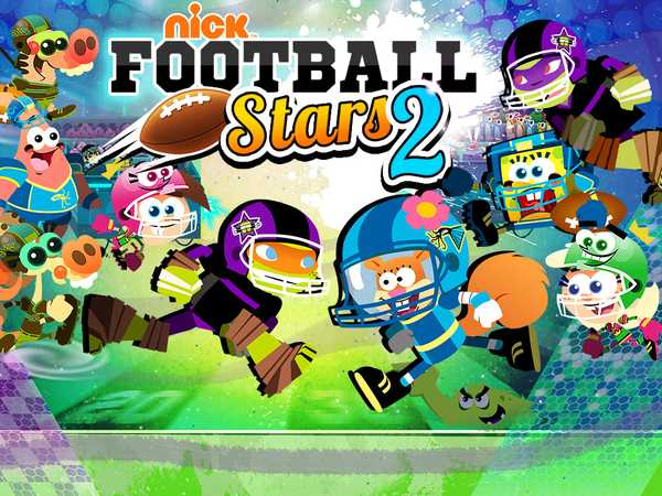 Nickelodeon Football Stars 2