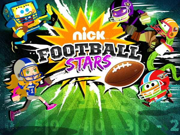 Promo type 1: Nick Football Stars