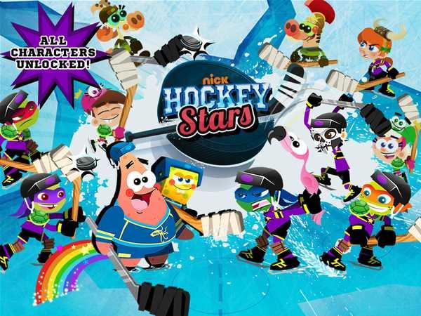 Nickelodeon Hockey Stars