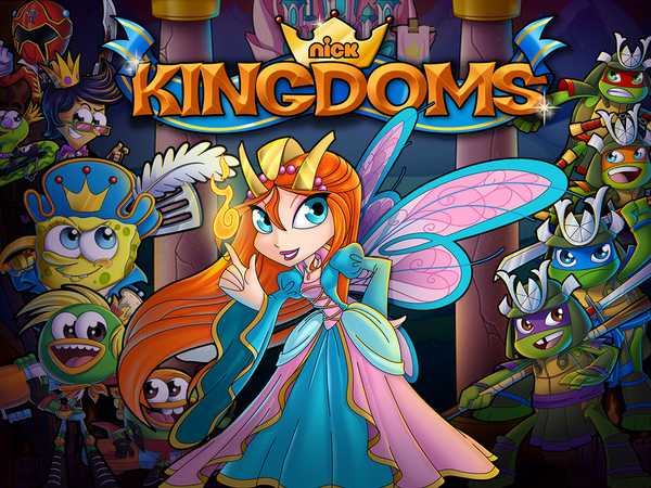 Promo type 1: Nick Kingdoms - Winx