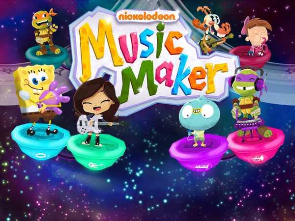 Nickelodeon Music Maker