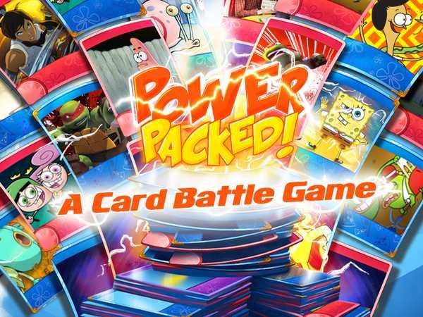 Nickelodeon Power Packed