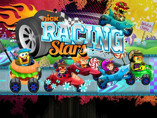 Nickelodeon Racing Stars