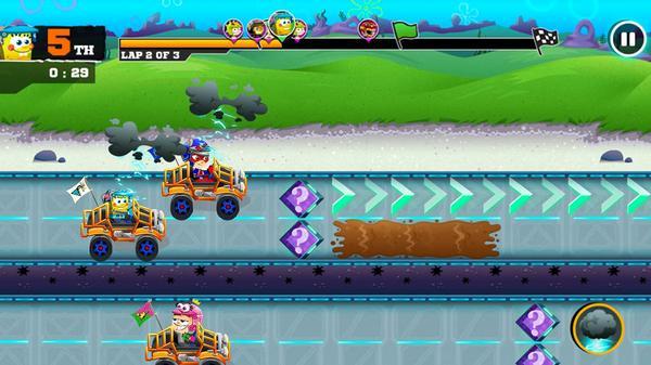 Racing Stars Screenshot Picture