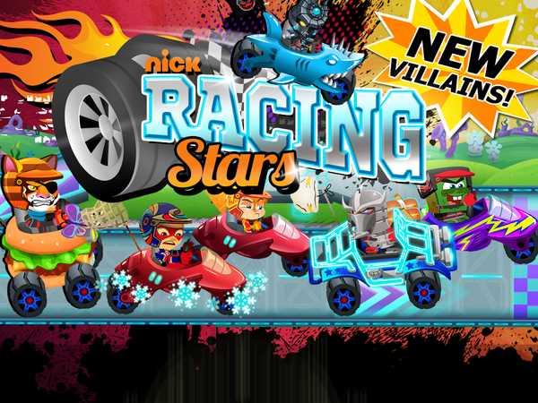 Nickelodeon Racing Stars